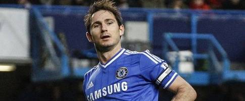 Chelsea icon Lampard: New York City FC no risk, but a challenge