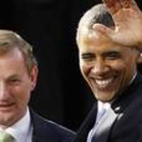 Ireland rejects Obama criticisms