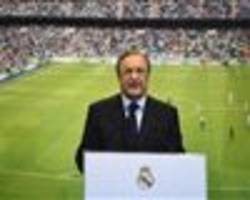 Perez: Real Madrid will be active until deadline day