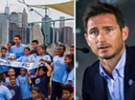 Frank Lampard vows to visit 9/11 memorial as New York City man apologises for insulting US tourists in 2001