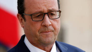 No survivors in Air Algerie crash: Hollande
