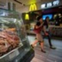 McDonald's Hong Kong halts nuggets sales in meat scandal
